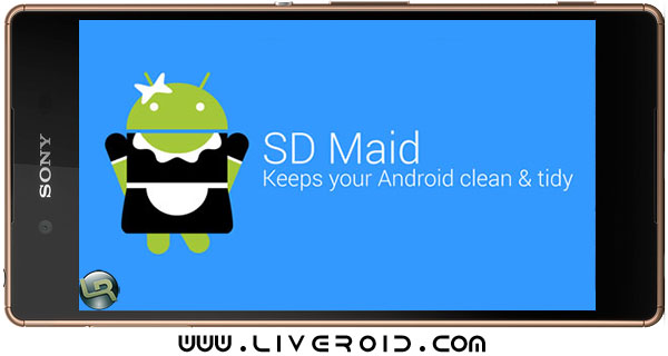 SD Maid Pro - System Cleaning Tool – بهینه ساز اندروید