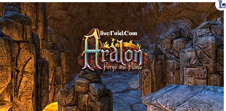 Aralon: Forge and Flame 3d RPG – دانلود بازی آرالون اندروید + مود + دیتا