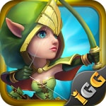 Castle Clash: Brave Squads 1.3.8 – بازی کستل کلش اندروید + دیتا