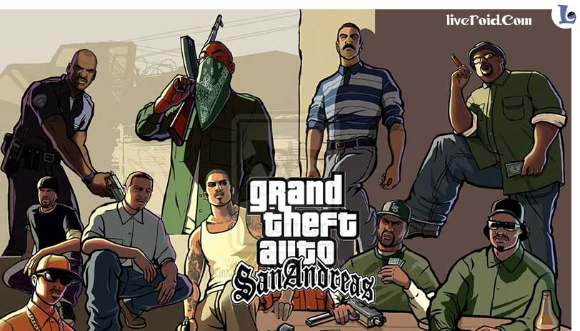 dl1 android cloob games grand theft auto san andreas mod android cloob